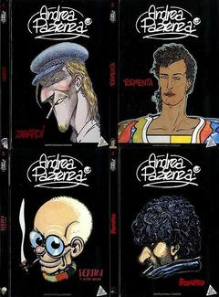 Andrea Pazienza - Un bel pò di Pazienza. Collana completa (2006)