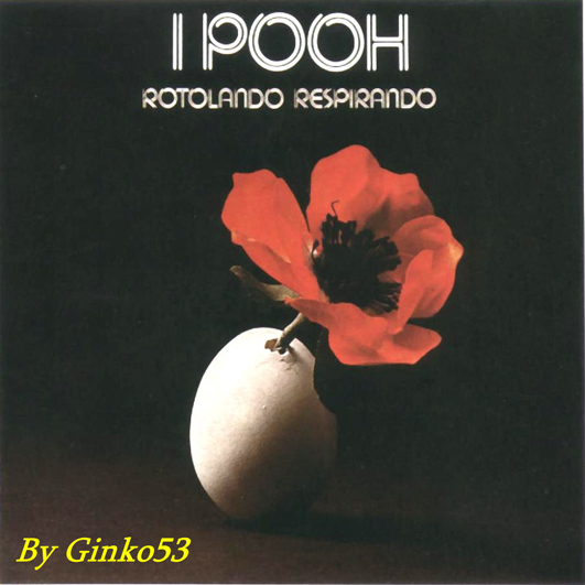Cover Album of Pooh - Rotolando Respirando (1977)
