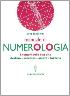 Jorg Sabellicus - Manuale di numerologia (2001)