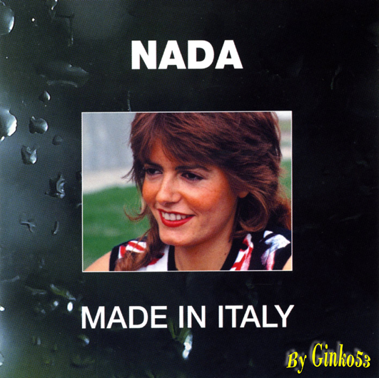 Cover Album of Nada - Made in Italy (2004)