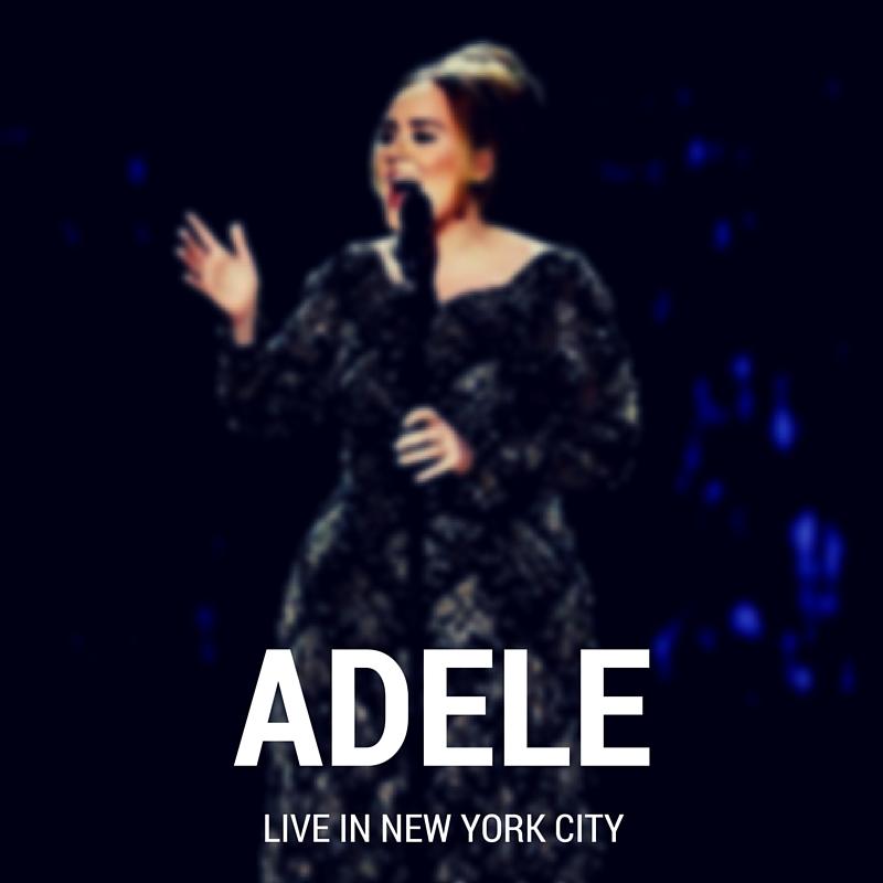 Adele - Live Radio City Music Hall New York City (2015).mkv 720p AC3 - Eng