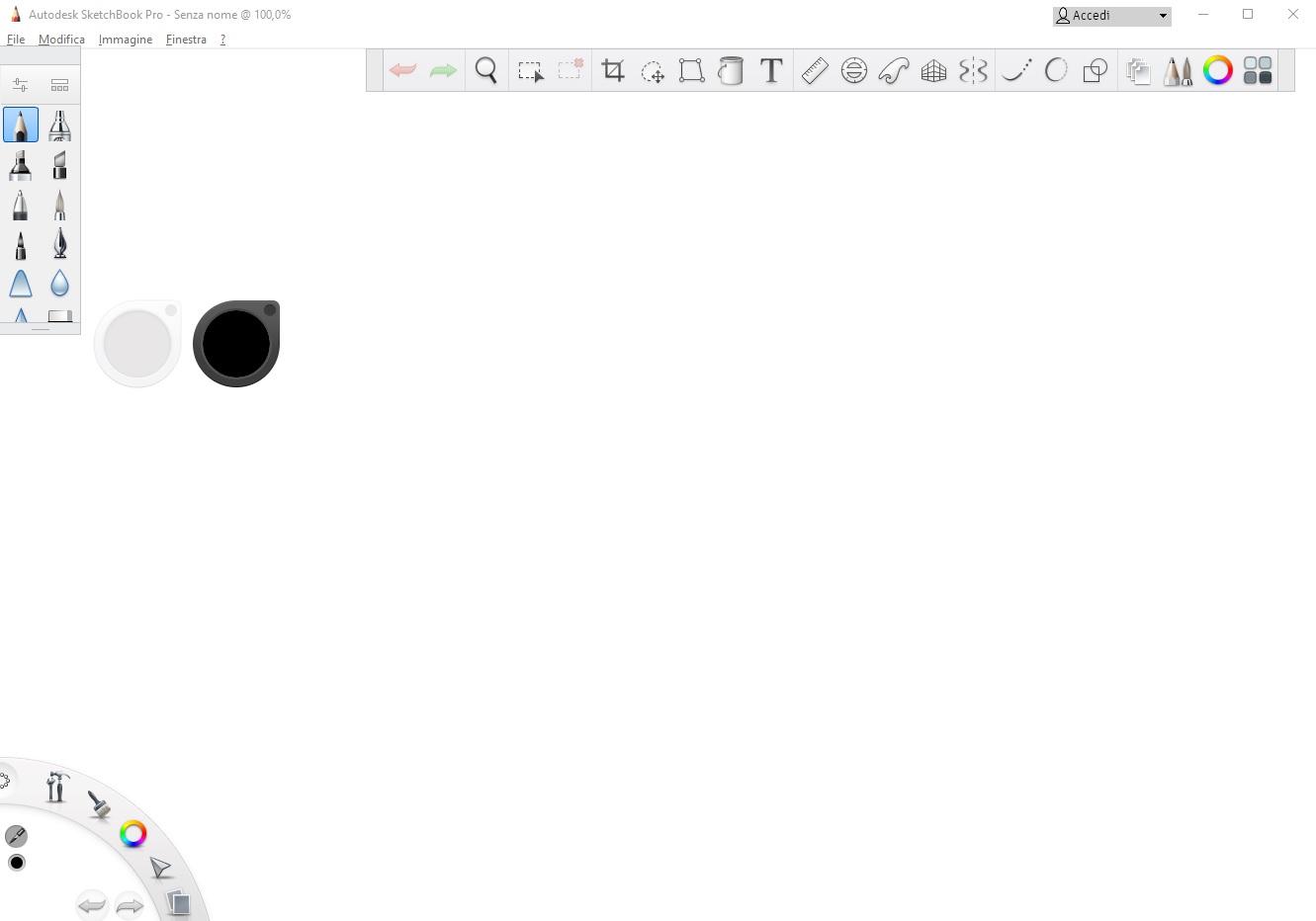 Autodesk SketchBook Pro 2020.1 v8.6.6 x64 - ITA