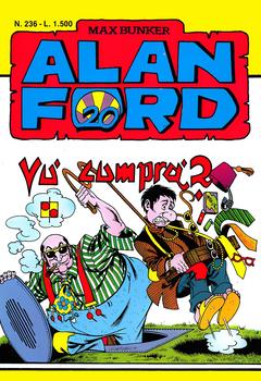 Alan Ford 236 - Vu' cumprà? (1989)