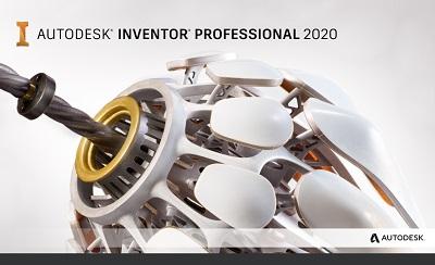 Autodesk Inventor & Professional 2020.0.1 64 Bit - Ita