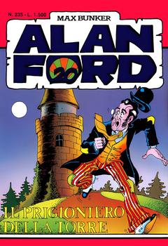 Alan Ford 235 - Il prigioniero della torre (1989)