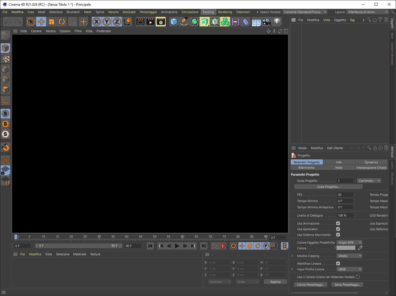 Maxon CINEMA 4D Studio R25.010 x64 - ITA