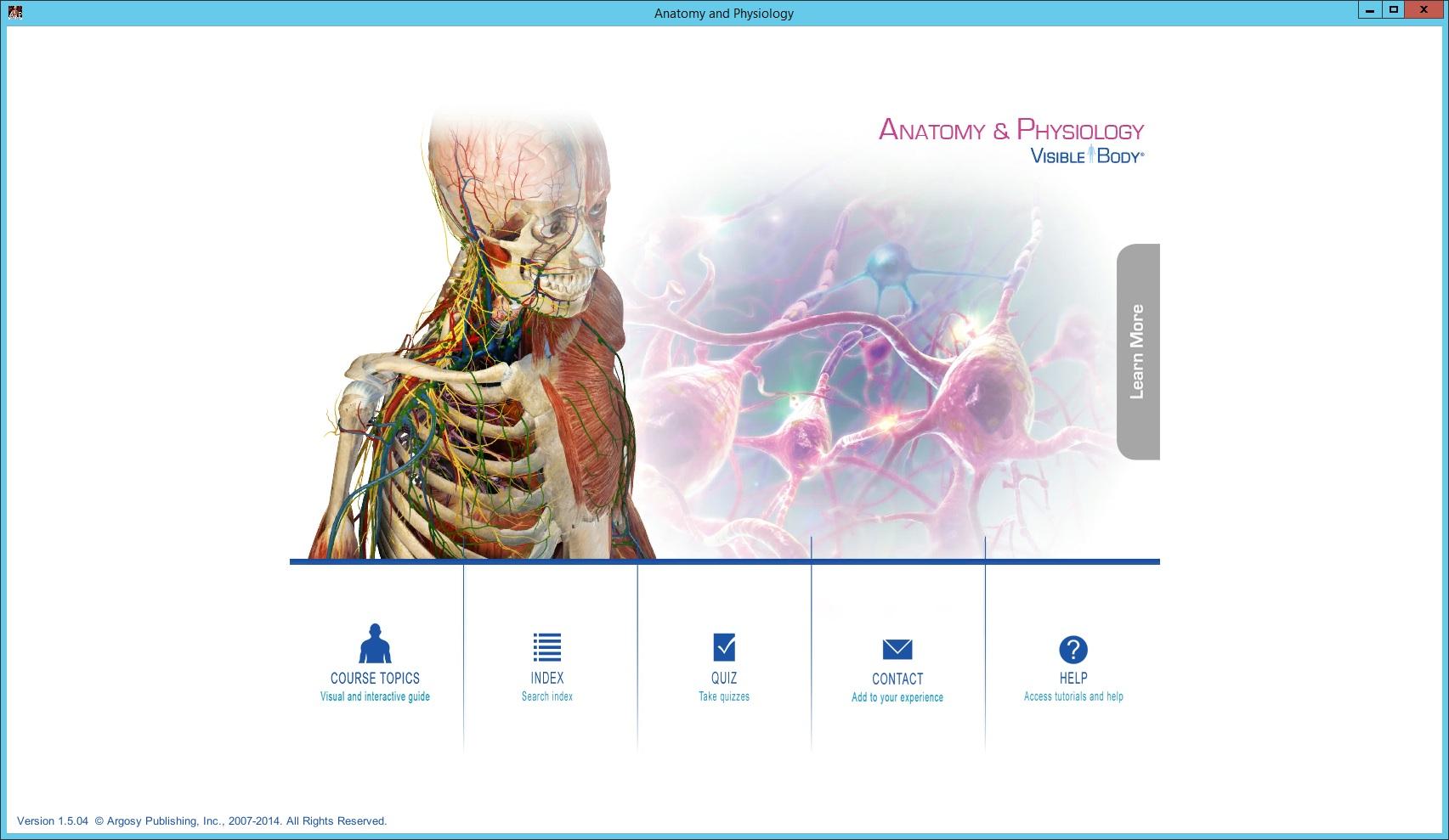 Anatomy and phisology